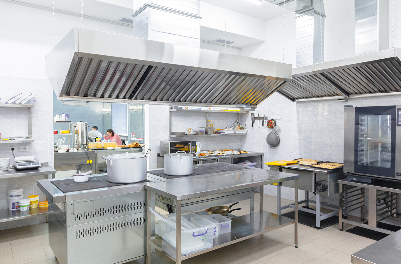 The Complete Guide to a Commercial Kitchen Exhaust Fan | SLM ...