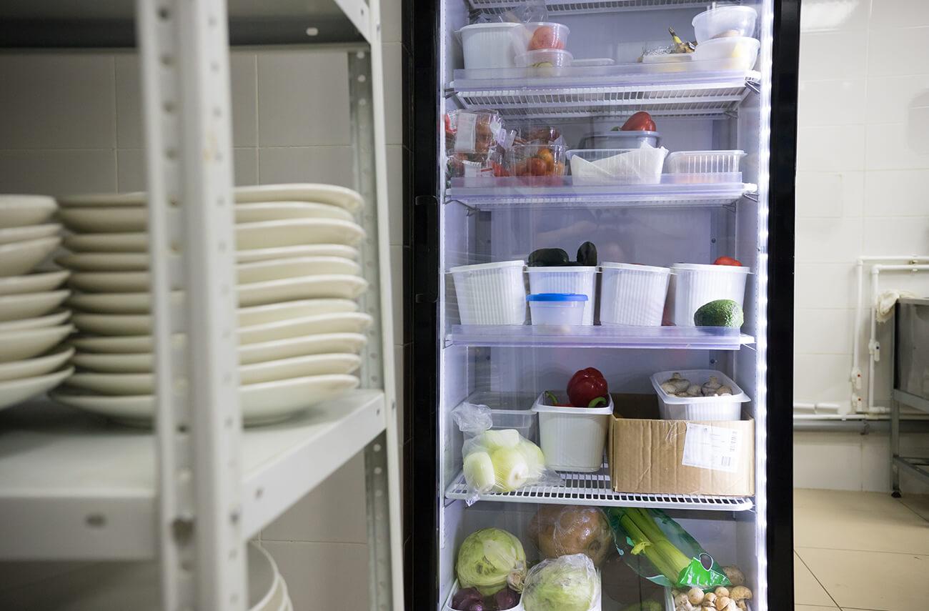 commercial refrigeration system